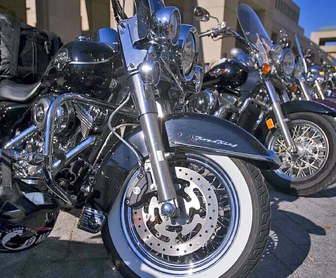 Motorcycle Getaways in Branson, Missouri