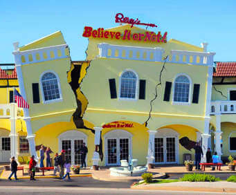 Branson is the Place to Vacation in Missouri, Ripley's