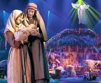 Miracle of Christmas at Sight and Sound Theatre