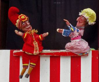Puppet Shows - History of the Puppet