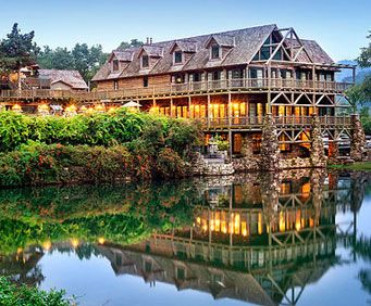 Big Cedar Lodge A Wilderness Luxury Resort In Branson Mo
