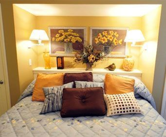 Room in the Holiday Hill Condo Resort