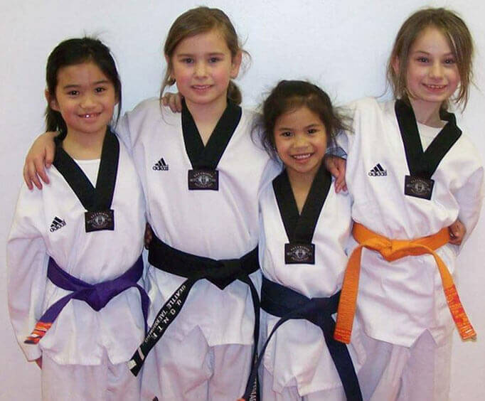 Martial Arts in the Ozarks, kids activity