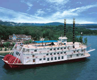 Celebrating it's twentieth anniversary, the Branson Belle has entertained thousands with its dinner and music cruise.