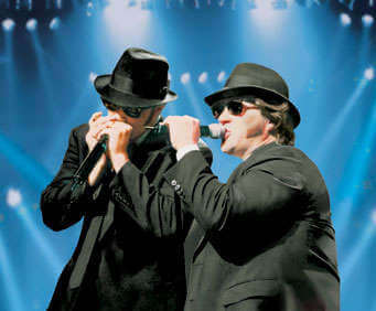 Blues Brothers at the Legends of Concerts