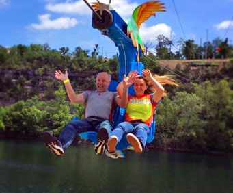 What's New in Branson for 2014, Parakeet Pete