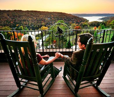 Big Cedar Lodge: A Wilderness Luxury Resort in Branson, MO, relaxation