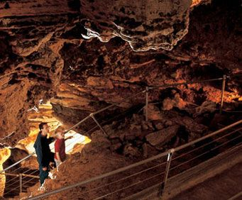Cave Tours In and Around Branson, MO, adventure