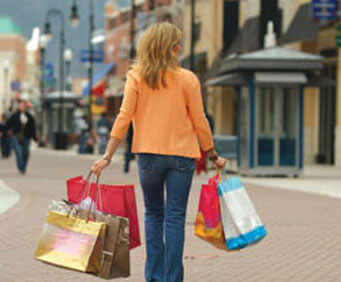 Check out the many outlet shops on Black Friday to take advantage of all the deals in Branson!