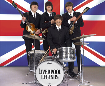The Liverpool Legends Beatles tribute