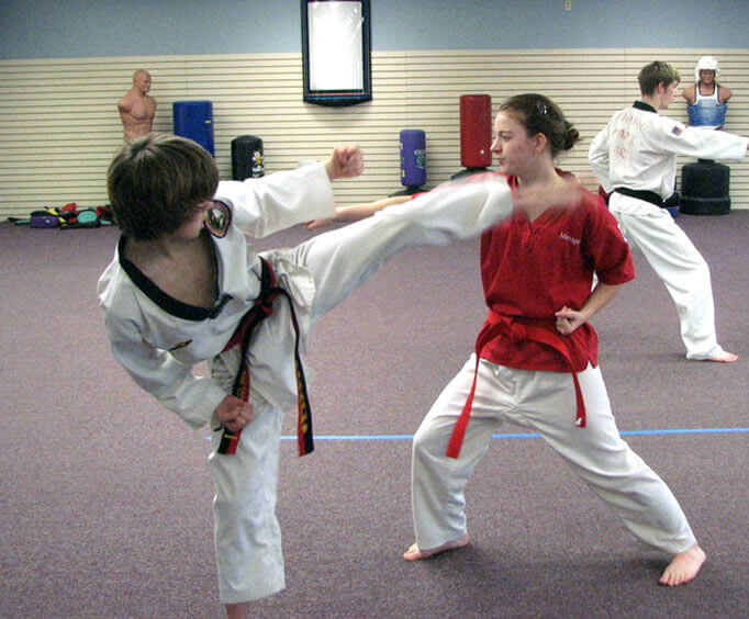 Martial Arts in the Ozarks