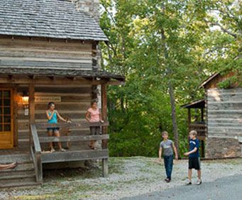 Branson cabins are a great place to stay!