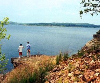 Table Rock Lake was completed in 1959 by the Corps of Engineers creating the lake, and the surrounding Table Rock Park.  The park boasts 356 acres of amenities, including 152 camping sites to enjoy the beauty of the lake and the surrounding wild life.