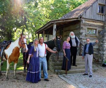 Missouri Day Trips for Families, homestead