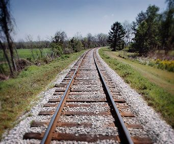 Many towns grew and flourished along with MoPac during the railroad boom of the 1800s.