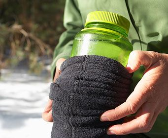 Always bring plenty of water when you are hiking, especially if you are embarking on a new path in one of Missouri's many state parks.  Some have customer centers, but for most, make sure you have enough provisions.