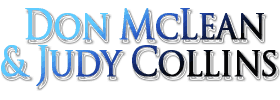 Don McLean And Judy Collins  2019 Schedule