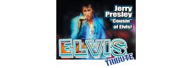 Elvis Tribute 2019 Schedule