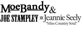 Moe Bandy, Joe Stampley & Jeannie Seely