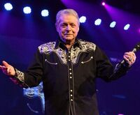 Mickey Gilley & Johnny Lee Urban Cowboys Ride Again Photo