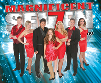 Magnificent 7 Variety Show Photo