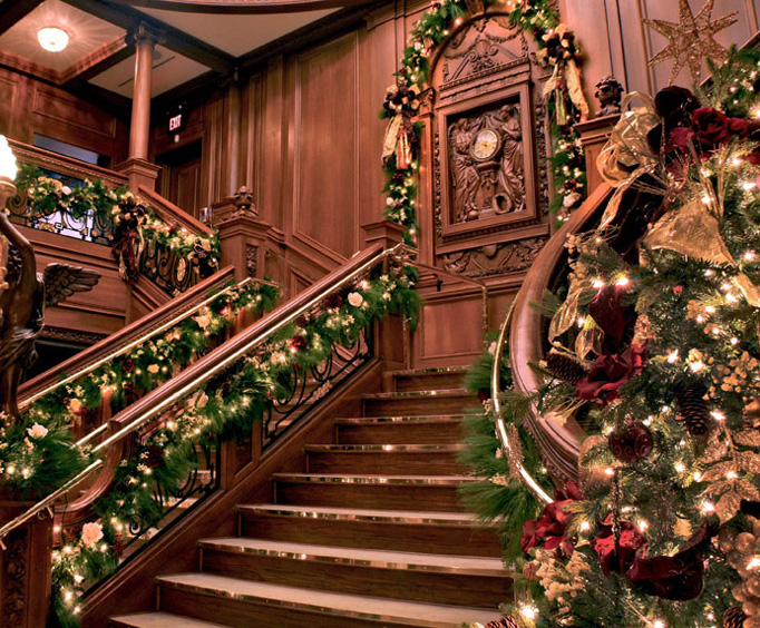 titanic christmas and winter celebration in branson mo