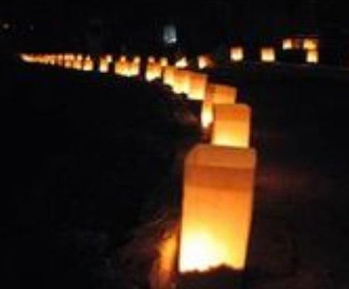 Fifteen Hundred Magical Luminaries At The Titanic In