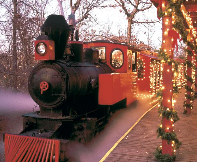 photo - Silver Dollar City Christmas