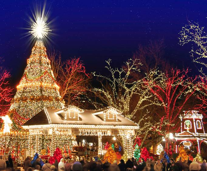 ozark mountain christmas in branson mo - When Does Branson Mo Decorate For Christmas