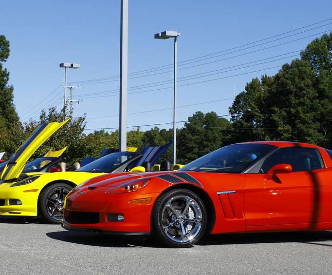 Bransons Annual Corvette Car Show Weekend Extravaganza - Car show branson mo