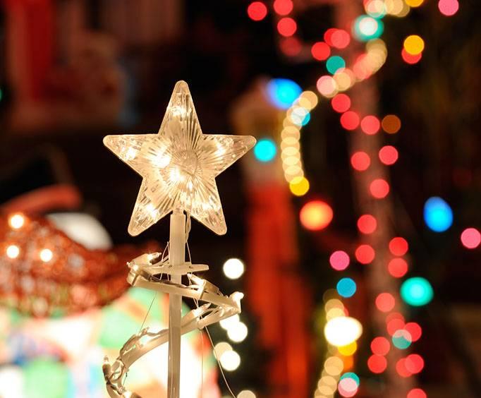 Ozark Mountain Christmas Light Amp Village In Branson Mo