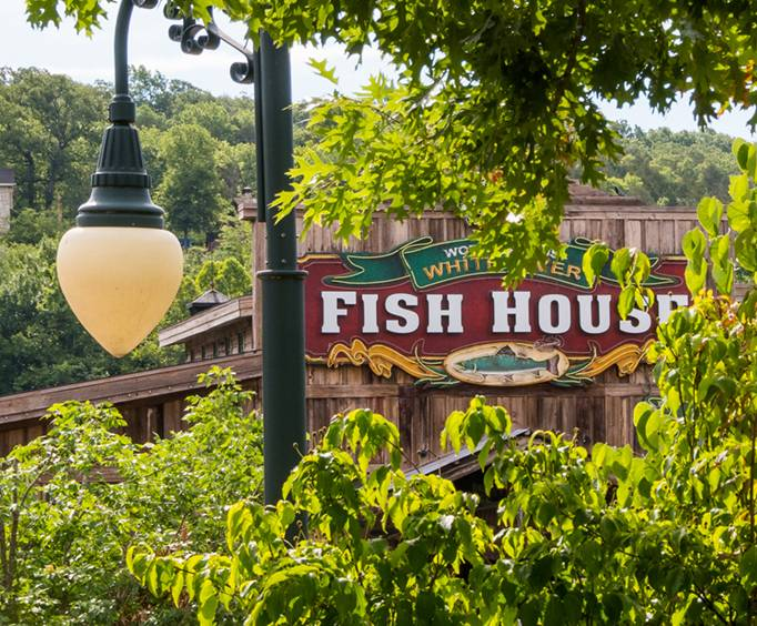 White River Fish House