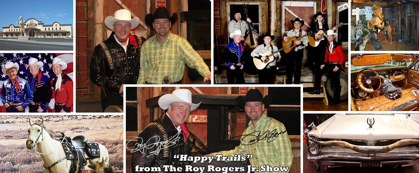 The Roy Rogers-Dale Evans Museum & Happy Trails Theater