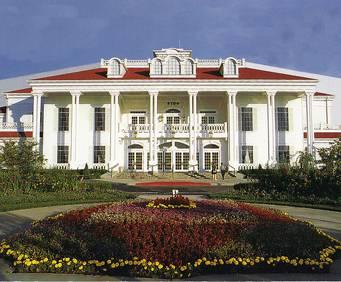 Grand Palace Theatre In Branson Mo