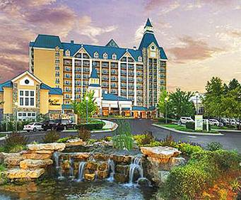 Chateau On The Lake Convention Center In Branson Mo