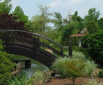 The Mizumoto Japanese Stroll Garden In Springfield Mo