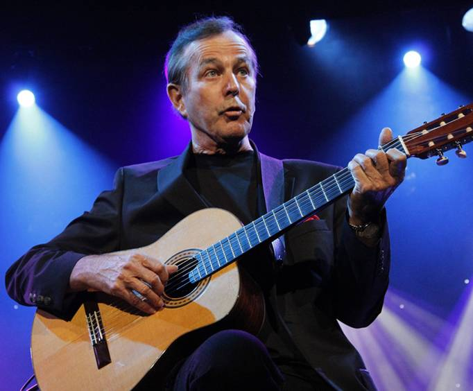 Jim Stafford Plays Guitar