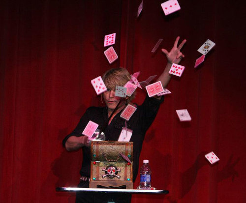 Kirby VanBurch Magic Show