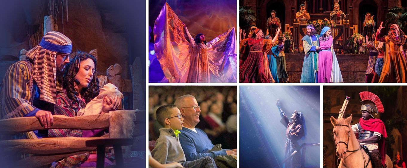 Miracle Of Christmas Sight And Sound 2019 Miracle of Christmas at Sight & Sound Theatres® Branson