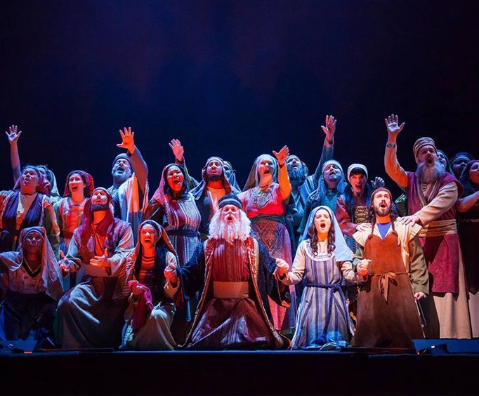 Sight And Sound Miracle Of Christmas.Miracle Of Christmas At Sight Sound Theatres Branson