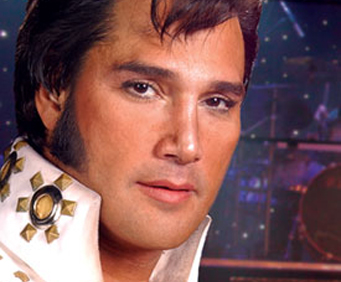 Tony Roi Elvis & More, impersonation