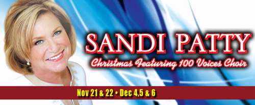 An Evening With Sandi Patty & The 100 Voices Choir, Christmas
