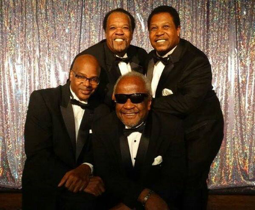 The Golden Sounds of the Platters, cover group