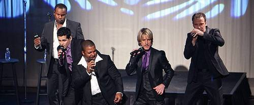 Rockapella performance
