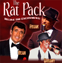 The Rat Pack - Live & Swingin' Show