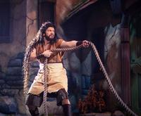 Samson at Sight & Sound Theat...