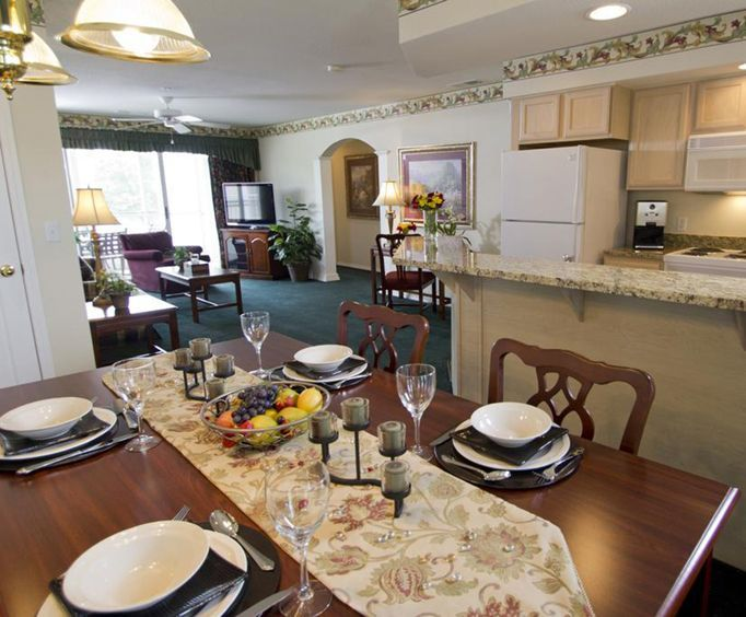 Photo of The Suites at Fall Creek - Branson Kitchenette