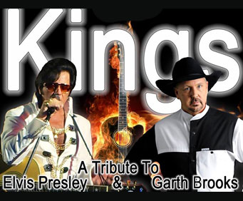 Kings A Tribute to Garth Brooks and Elvis Presley, country