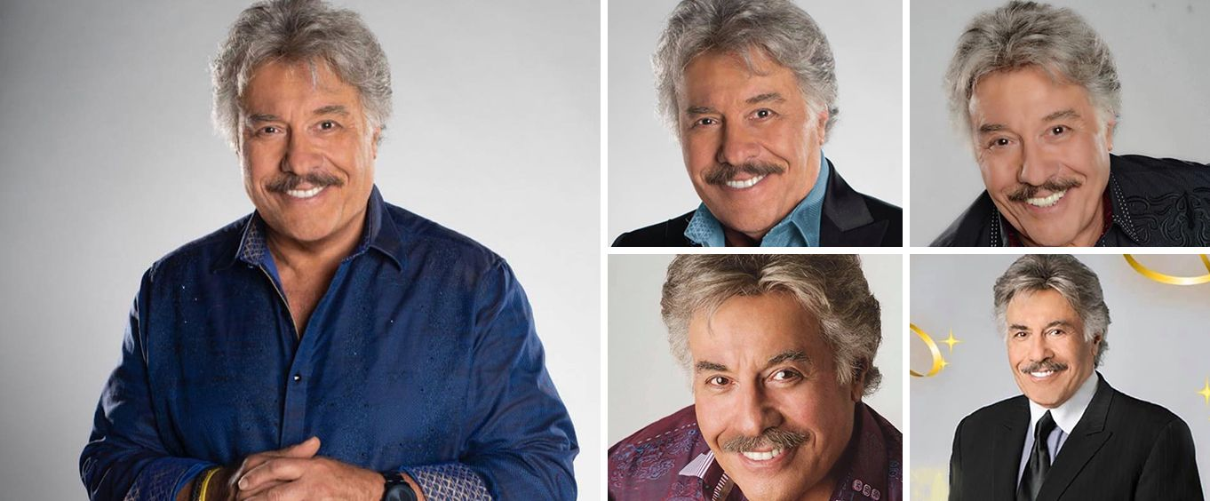 Tony Orlando Live In Branson Collage