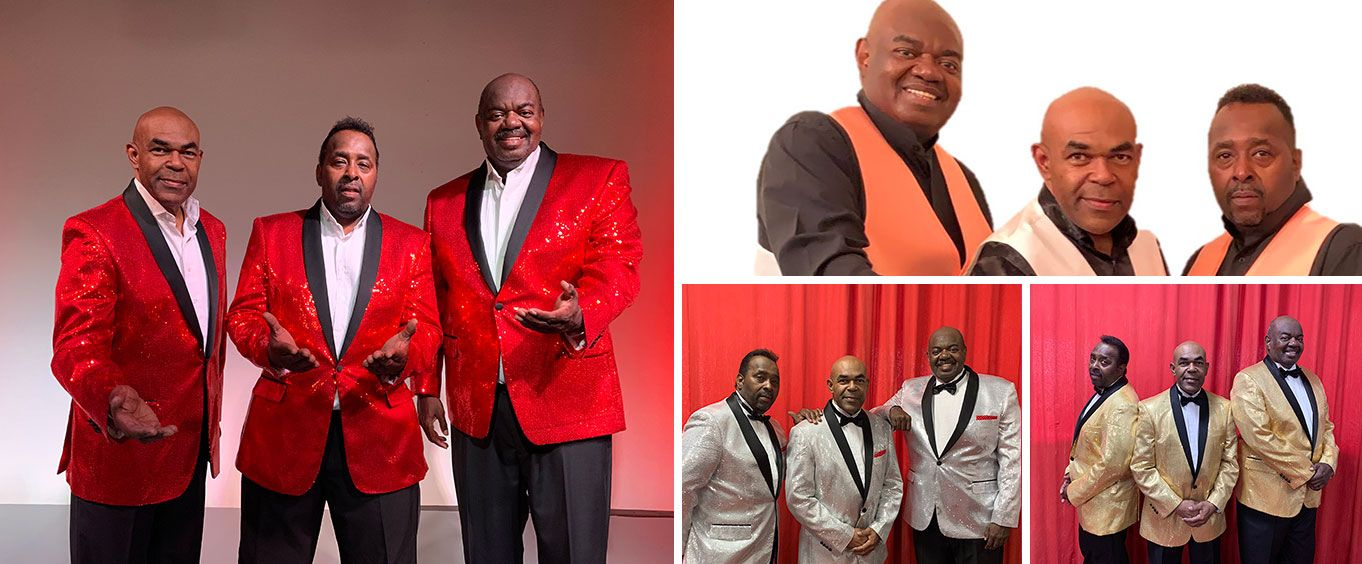 Doo Wop & The Drifters Collage